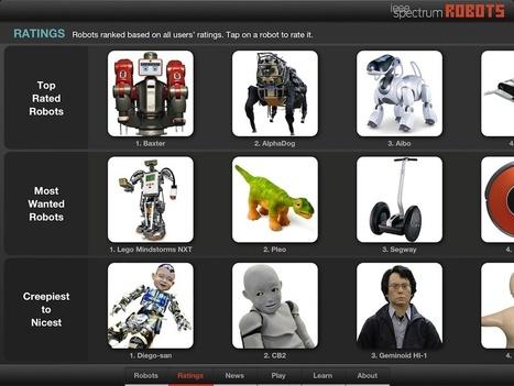 Robot Baby Diego-San Shows Its Expressive Face on Video - IEEE Spectrum | Randomgrid | Scoop.it