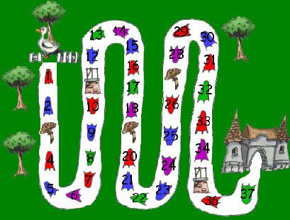 Jeux de l'oie pour apprendre le français classés par niveaux et par thèmes | TICE & FLE | Scoop.it