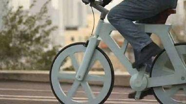 La bicicletta di cartone e le nuove frontiere dell'eco-sostenibilità   Il mondo che vorrei   Scoop.it