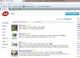Ask.com Adds Apps to Search Results   Mobile App Testing   Mobile App Development resources   Scoop.it