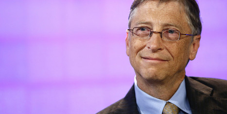 Bill Gates Makes Bold Bet About Ending Poverty, And Tech Plays A Big Role | Huffington Post | Internet Development | Scoop.it