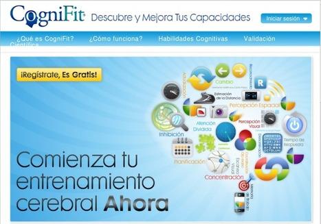 CogniFit, actividades y aplicaciones para entrenar el Cerebro | Gestión empresarial | Scoop.it