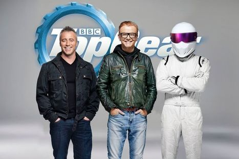Evans v LeBlanc in Top Gear which starts on BBC 2 this Sunday  | A Fresh Look at the Latest UK Marketing News | Scoop.it