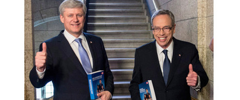 Baloney Meter: Did The Tories Really Pay Down $37 Billion In Debt?   Conservatives and Canada's 41st Parliament   Scoop.it