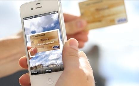 ScanPay : une révolution pour le paiement sur mobile ? | Mobile & Magasins | Scoop.it