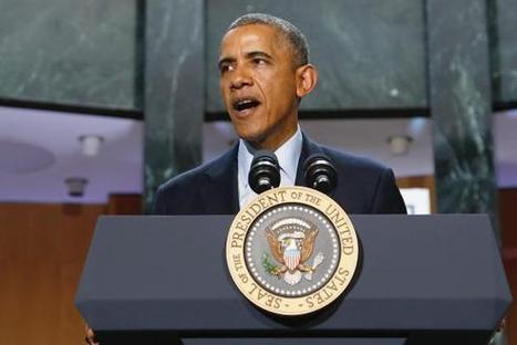 Obama urges Democrats to vote in midterms, attacks Republicans | Daily Breaking News | Scoop.it