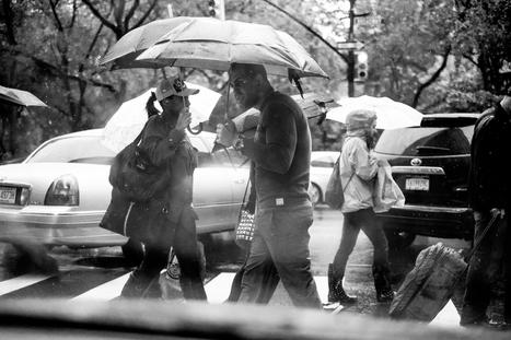 Rain in New York City with Fujifilm X-Pro 1 | Luis Antonio Ruiz | Photography | Scoop.it