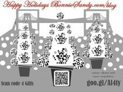 Happy holiday click to collect your gifts and feel free to share! | Fashion Technology Designers & Startups | Scoop.it