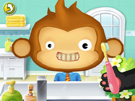 50 best Android apps for kids from 2013 | Mobile Learning | Scoop.it