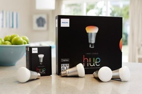 Philips : Des ampoules LivingColors pour un décor original | PixelsTrade Webzine | Business Apps : Applications in-house | Scoop.it