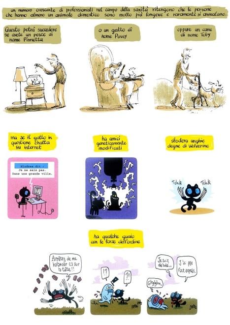 Bludzee di Lewis Trondheim secondo Lorena Canottiere | Lo spazio bianco | DailyComics | Scoop.it