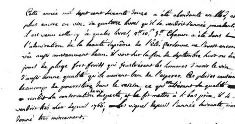 Histoire de généalogie: Les notes du curé de Dommartemont (1/2) | GenealoNet | Scoop.it