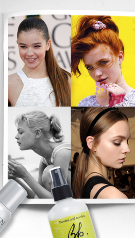 The Look: Ponytails | Hair | Scoop.it