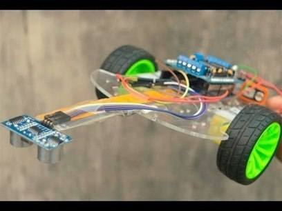 How To Make  Edge Detecting Robot Using Arduino Uno | Robot News | Raspberry Pi | Scoop.it