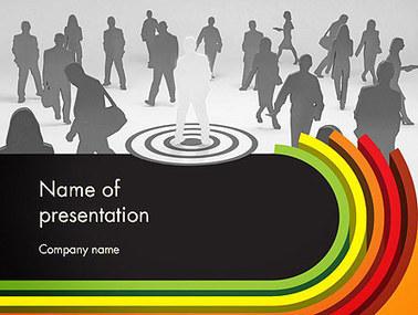 Target Marketing Presentation Template | Presentation Templates | Scoop.it