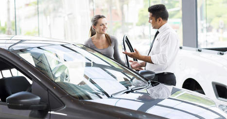 Women just as confident as men about buying cars | Kickin' Kickers | Scoop.it
