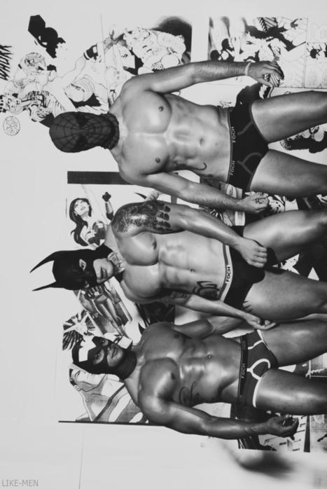 JIMIPARADISE: Crazy Undies! | QUEERWORLD! | Scoop.it