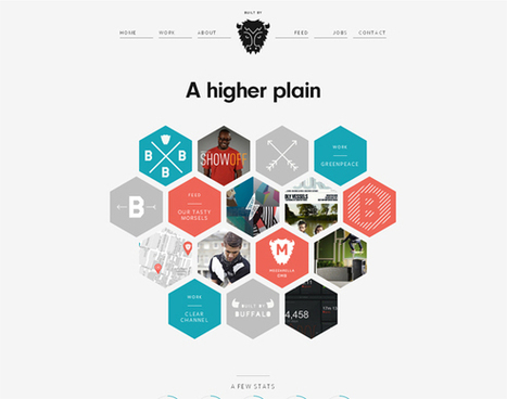 20 Fantastic Website Designs Using Pastel Color Schemes | Inspiration | Basics and principles for a good  Web Design | Scoop.it