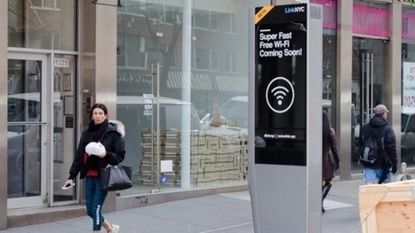 New York wants everyone to have free, fast Wi-Fi   Tablets POS Retail Self-Service   Scoop.it