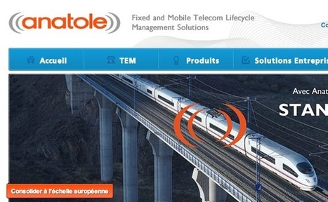 Anatole, spécialiste de la mobilité d'entreprise, lève 1,5 million d'euros | Fundme | Scoop.it