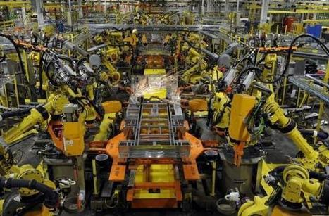 U.S. factory sector suffers end-of-year chill   Today's Manufacturing News   Scoop.it