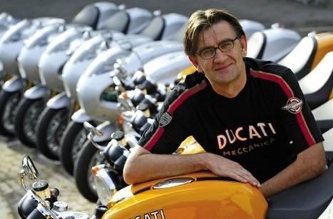 Pierre Terblanche, ex-Ducati designer, joins Royal Enfield | Ductalk Ducati News | Scoop.it