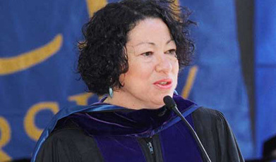 Justice Sotomayor Delivers Inspiring Talk on the Importance of Education - San Jose Inside (blog) | Yale University Trending Topics | Scoop.it
