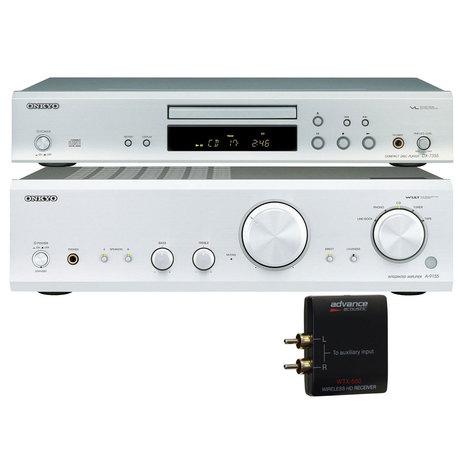 Onkyo A-9155 + DX-7355 silver + Advance Acoustic WTX 500 – Sound | High-Tech news | Scoop.it