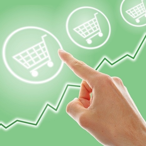 U.S. e-commerce sales grow 15.6% in Q3 | online grocery delivery | Scoop.it