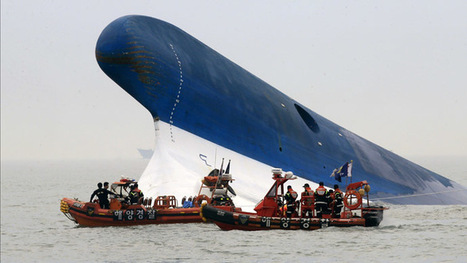 S.Korean ship sinks: Hundreds feared dead in ferry boat disaster (PHOTOS) | Global politics | Scoop.it