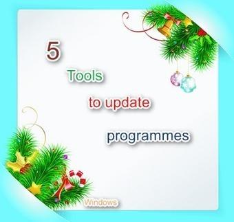 5 meilleurs outils pour mettre à jour les programmes installés sur Windows | TIC et TICE mais... en français | Scoop.it