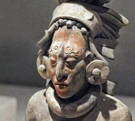Les Mayas, adeptes de la massue à pointes | Théo, Zoé, Léo et les autres... | Scoop.it