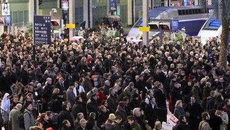 Les billets de TGV du 1er janvier bradés à prix... | transport ferroviaire | Scoop.it