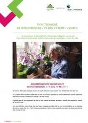Leroy Merlin Source » Film : J'Y SUIS, J'Y RESTE ! Seconde partie : personnes âgées et aidants | économie du vieillissement | Scoop.it