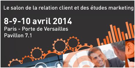 Stratégie clients : Le salon btob de la relation client et des centres d'appels | Veille BTS NRC Sainte Therese | Scoop.it