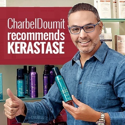 Charbel Doumit recommends Kérastase | Latest And Trendiest Hairstyling Techniques | Scoop.it