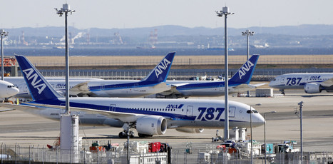 787 Grounded: More Than 1000 Flights Impacted As Pressure On Boeing, FAA ... - Huffington Post | Social Network for Logistics & Transport | Scoop.it