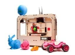 2012 a Big Year for MakerBot – New 3D Printer, $Millions in Funding, and Huge Growth Ahead | DIY Manufacturing / 3d Printing | Scoop.it