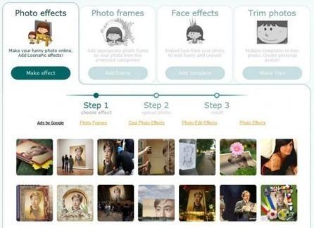 Des effets photos humoristiques, Loonapix | Ballajack | Ma boîte à outils | Scoop.it