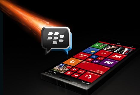 BBM for Windows Phone: incoming! - Conversations | Pocketpt.net | Scoop.it
