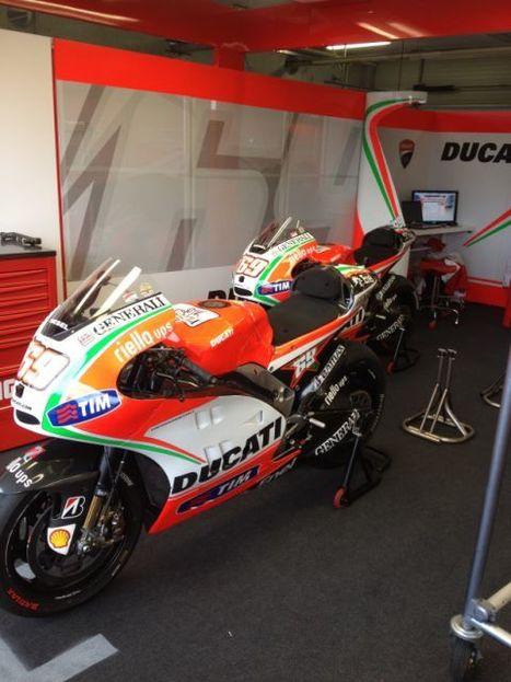 #DucatiTeam is missing @NickyHayden69 in Brno. Get well soon, Kentucky Kid! | Ductalk Ducati News | Scoop.it