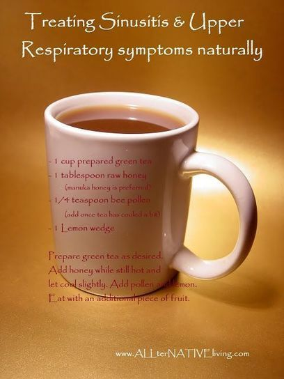 Natural Remedies | sinusitis | Scoop.it