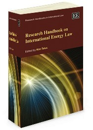 OXFORDPROSPECT - Research Handbook On International Energy Law | Oxford Leadership | Scoop.it