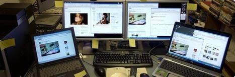 Enfermedades digitales - Adicción a Internet: ¿Cómo saber si somos adictos a la web? | Maestr@s y redes de aprendizajes | Scoop.it