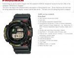 G-Shock DW-6300-1A Frogman (1993 Throwback) | Casio Watch Store | Scoop.it
