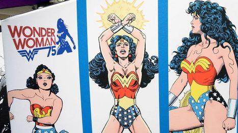 75 years later, Wonder Woman is still fighting villians | Fabulous Feminism | Scoop.it
