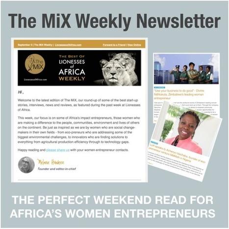 Meet 17 inspiring US women social entrepreneurs who have built game changing enterprises impacting Africa positively | Social innovation | Scoop.it