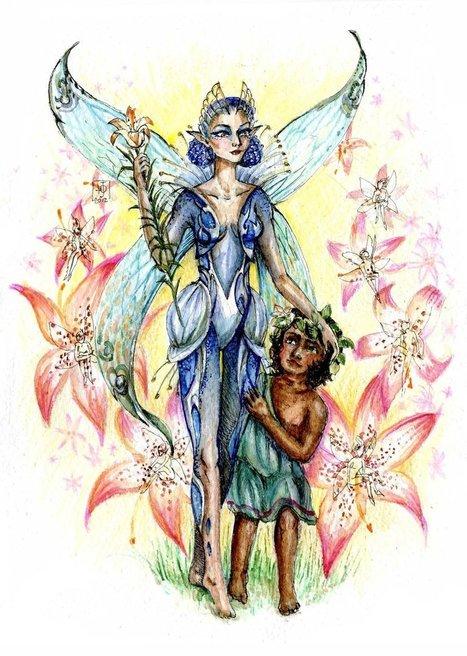 A Midsummer Night's Dream: Titania | Michaela's A Midsummer Night's Dream | Scoop.it