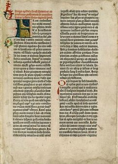 Bookmarking The Gutenberg Bible - The Digital in Support of the Print | Publishing Books | Scoop.it