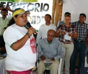 ASOQUIMBO: PROCESO DE RESISTENCIA DE AFECTADOS POR LA REPRESA EL QUIMBO   EL AGUA un alimento en disputa   Scoop.it